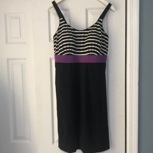 Lands End Swim dress.  Size 12